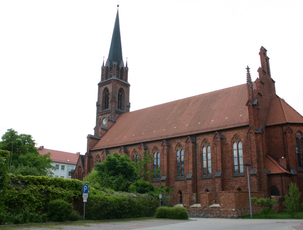 Guben –  Cloister Church